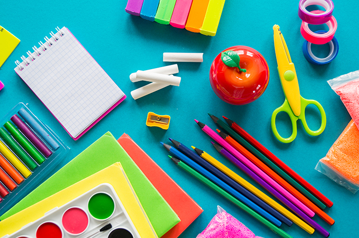 Save money on school supplies... for kids of all ages!