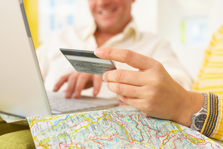 Stay secure while shopping online.