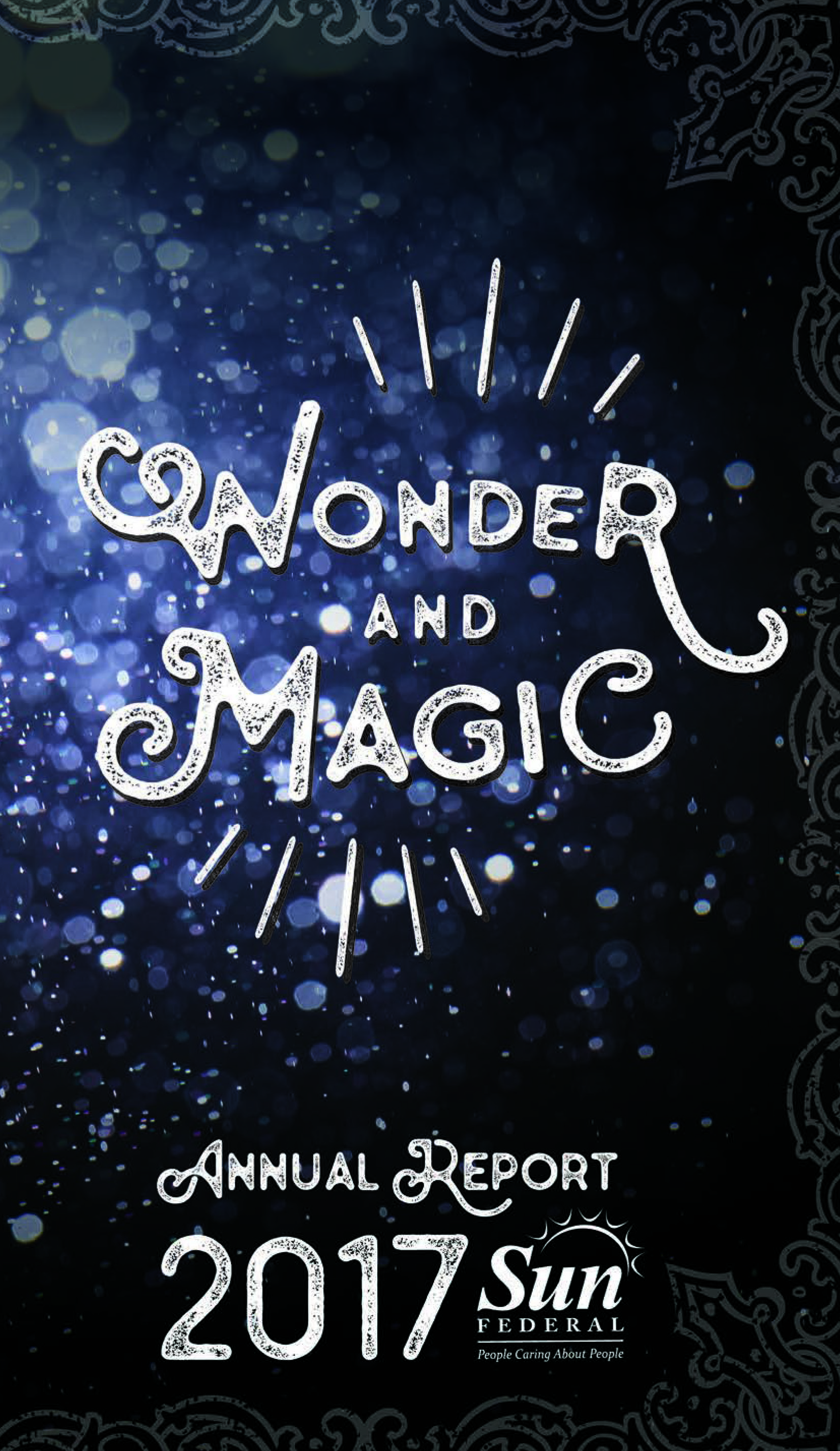 Magic and Wonder - the 2017 Annual Report