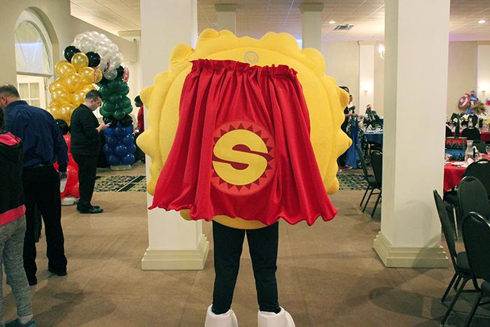 Annual Meeting 2017: Celebrating Everyday Superheroes