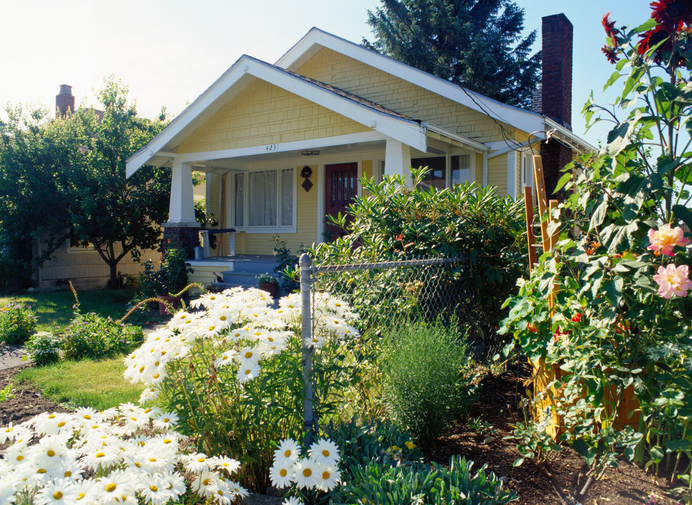 Out in the Open: Landscaping Key to Home's Value