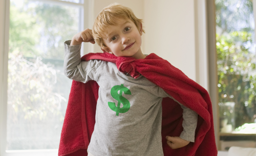 Why Credit Unions Want to Make Your Kids Financially Strong