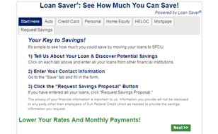Loan Saver Calculator