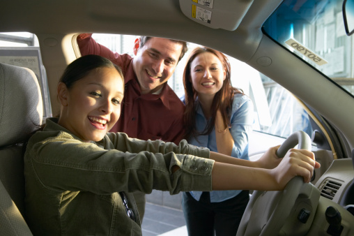 One for the Money: Financing Your First Car