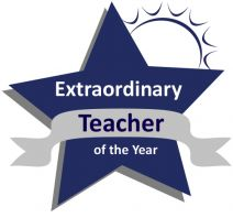 Extraordinary Teacher of the Year Award