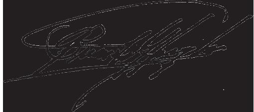 Brian Hughes Signature