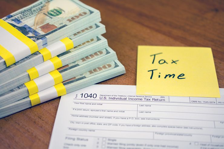 Six Ways to Spend Your Tax Return